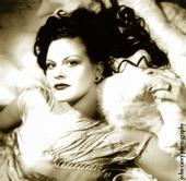 Miz Margo, as the Flying Fox
